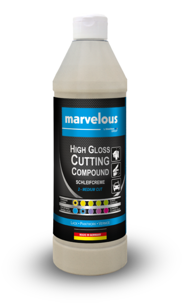 Marvelous High Gloss Cutting Compound