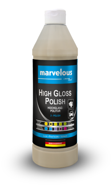 Marvelous High Gloss Polish